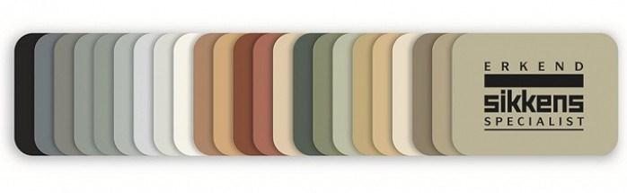 binnenschilderwerk kleurenwaier sikkens
